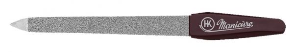 Saphir-Taschenfeile, 100 mm