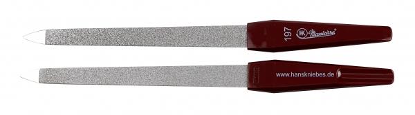 Saphir-Feile, 18 cm