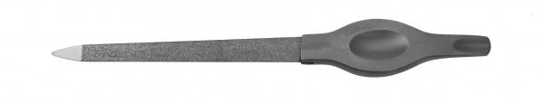 Saphir-Feile, 15 cm, ROSTFREI