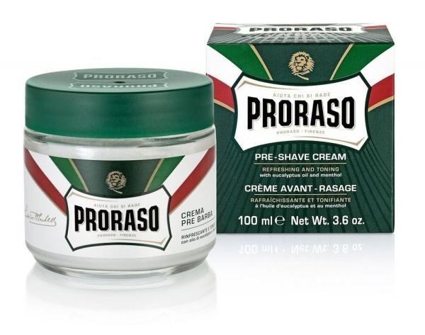 Pre-Shave-Crème, 100 ml