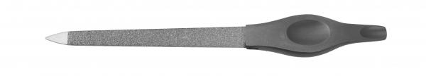 Saphir-Nagelfeile, 130 mm, ROSTFREI