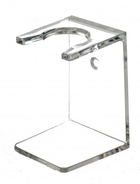 Pinselständer, Acryl, transparent